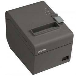 Ticketera negra térmica compatible USB