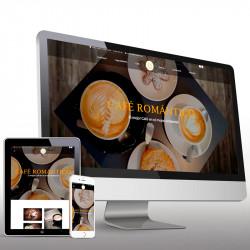 Diseño de Sitio Web Responsivo con la última tecnología