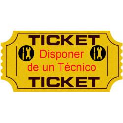 Ticket de Disponibiliad de un Técnico para Hardware