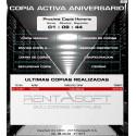 "Actualizar desde ""Clásica"" a Copia Activa ""Aniversario"""