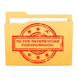 Computienda Parafarmacias - fichero precargado con más de 70.000 artículos