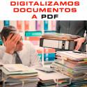 Digitalización de Documentos a PDF