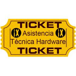 Ticket de Asistencia Soporte Técnico Computienda