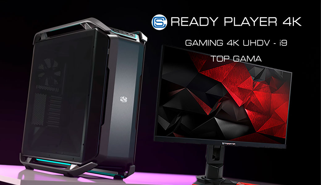 PC GAMING TOP GAMA