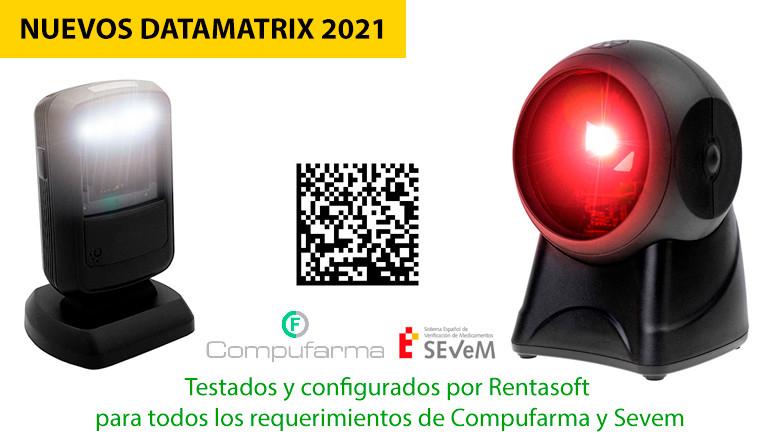 Lectores Datamatrix