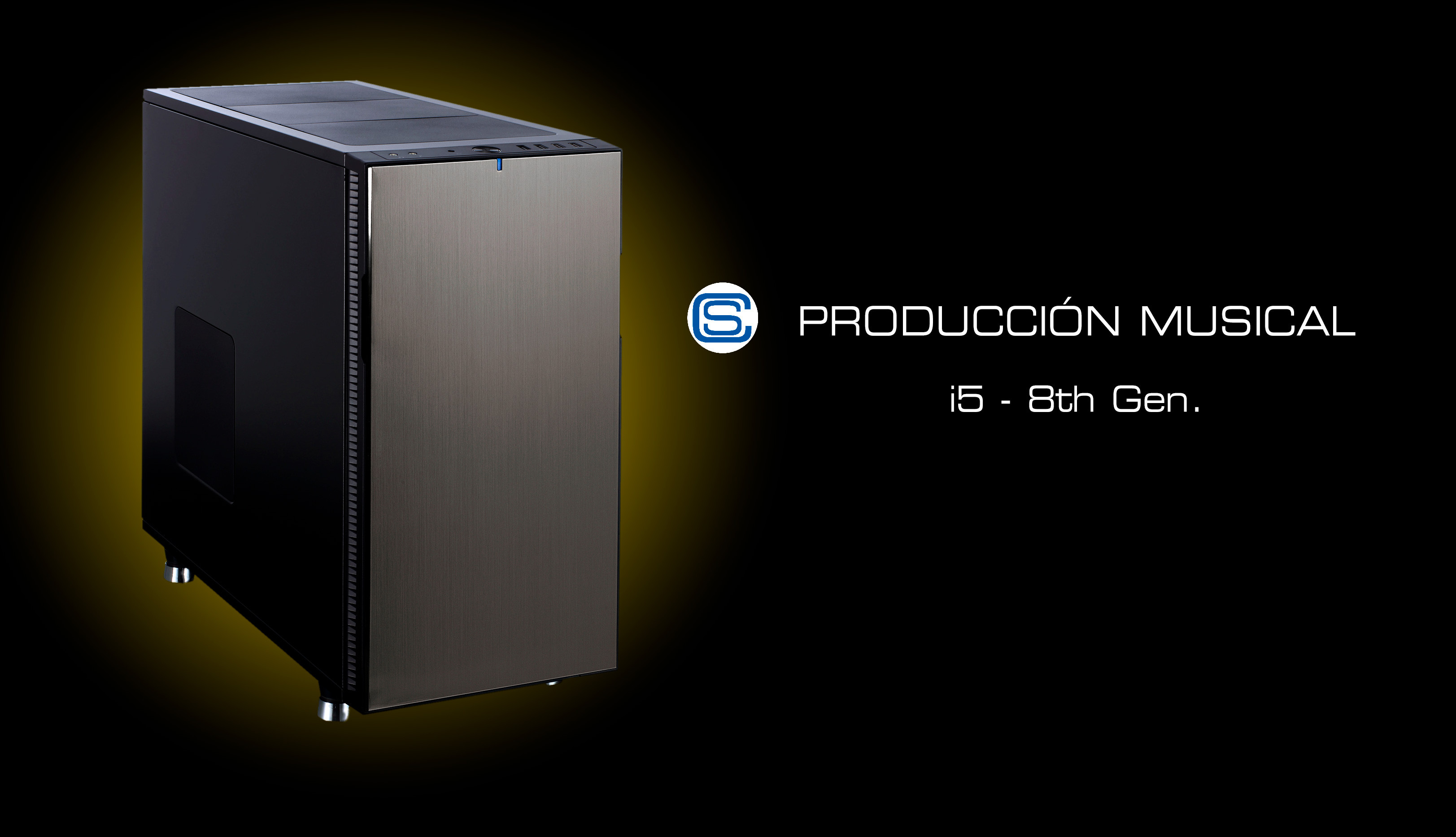 PC Producción Musical